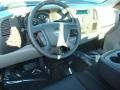 2012 Mocha Steel Metallic Chevrolet Silverado 1500 LS Regular Cab 4x4  photo #4