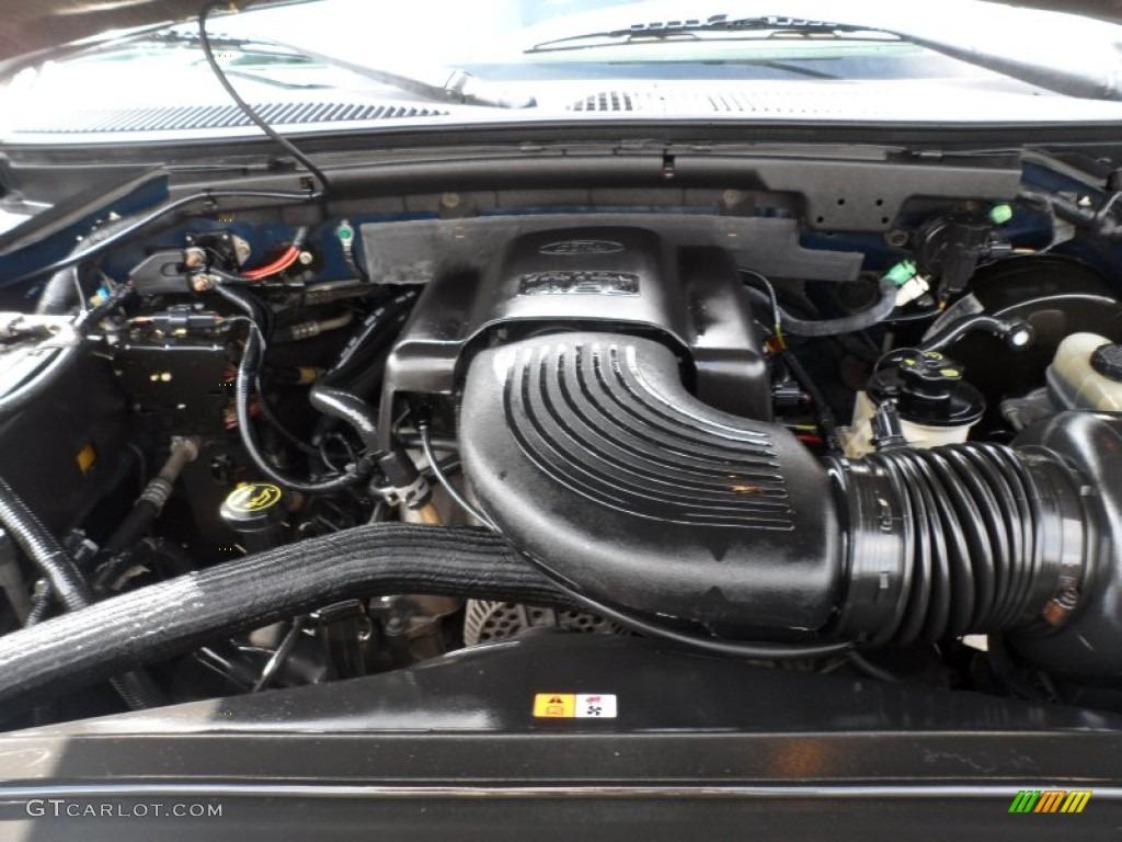 2003 ford f150 lariat supercrew 4 6 liter sohc 16v triton for Motor ford f150 v8