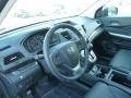Black 2012 Honda CR-V EX-L 4WD Interior Color
