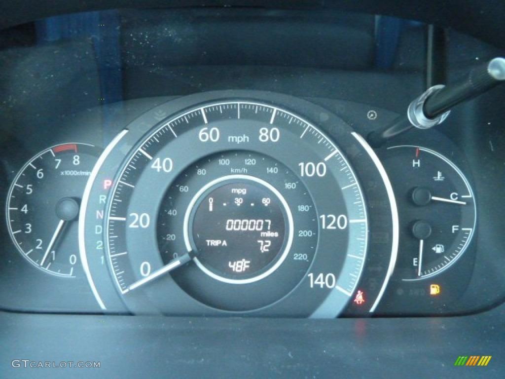 2012 Honda CR-V EX-L 4WD Gauges Photo #60621656