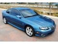 Barbados Blue Metallic 2004 Pontiac GTO Gallery
