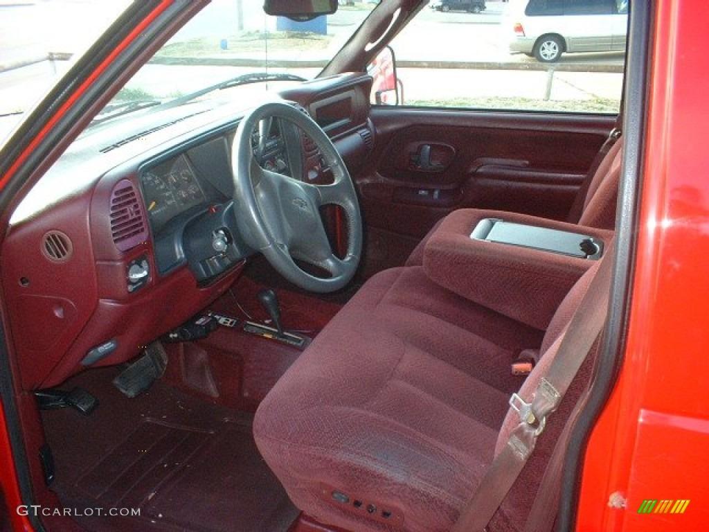 1998 chevrolet c k 3500 k3500 silverado crew cab 4x4 dually interior photo 60626797
