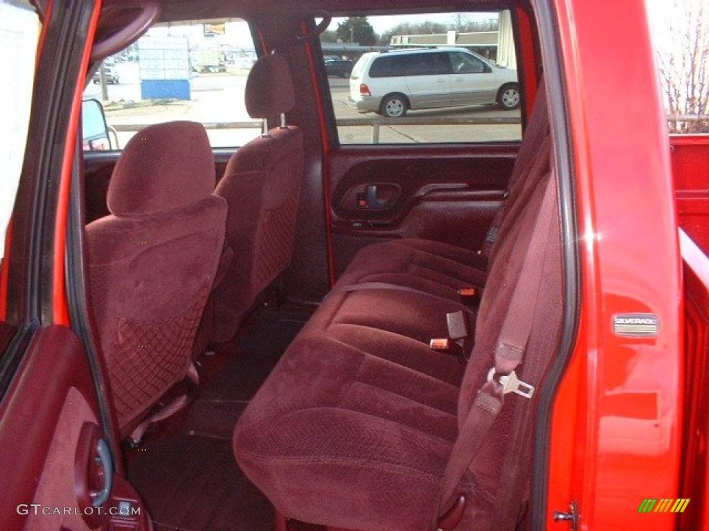 1998 Chevrolet C K 3500 K3500 Silverado Crew Cab 4x4