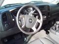 2011 White Diamond Tricoat Chevrolet Silverado 1500 LT Crew Cab  photo #9