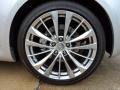 2012 Infiniti G 37 Journey Coupe Wheel and Tire Photo