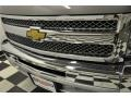 2012 Graystone Metallic Chevrolet Silverado 1500 LS Extended Cab  photo #5