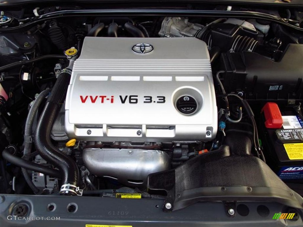 2007 Toyota Solara Sle V6 Convertible 3 Liter Dohc 24 Valve Vvt I Engine Photo 60645682