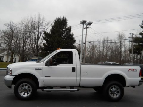 2007 ford f350 super duty specs