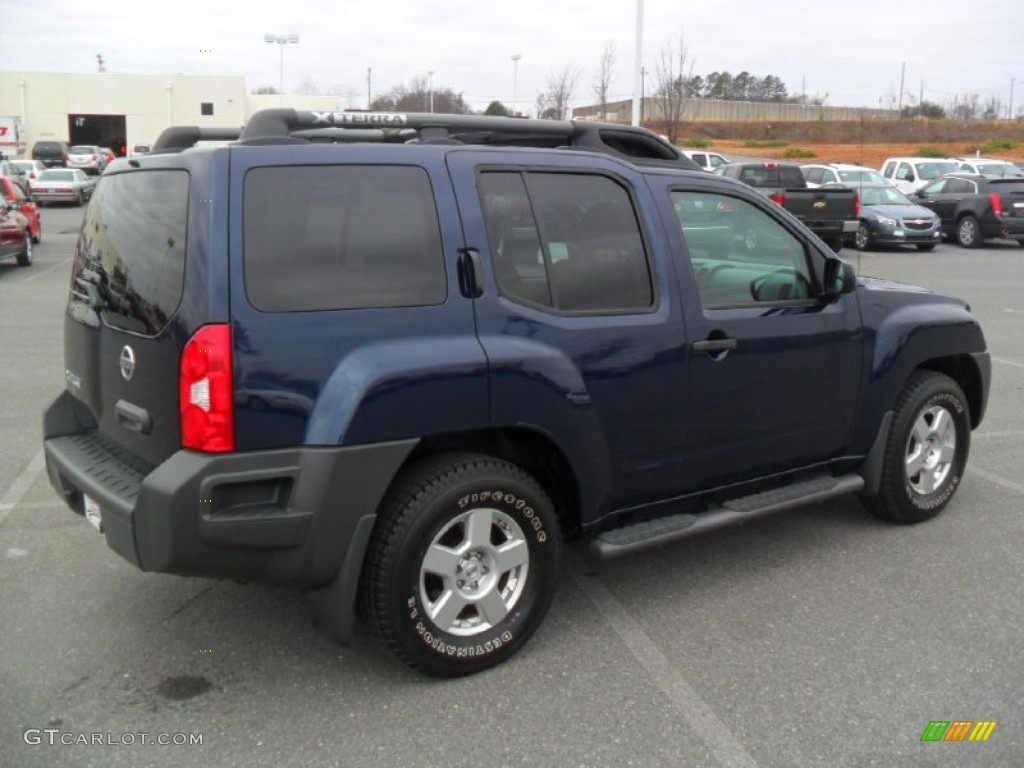 2008 Midnight Blue Nissan Xterra S 60657067 Photo 4