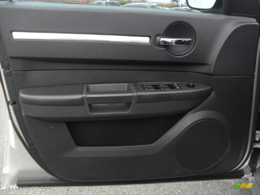 2009 dodge charger se dark slate gray door panel photo - 2008 dodge charger interior trim ...