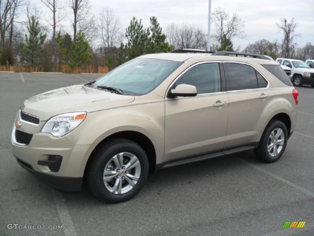 2012 gold mist metallic chevrolet equinox lt 60657055 car color galleries. Black Bedroom Furniture Sets. Home Design Ideas