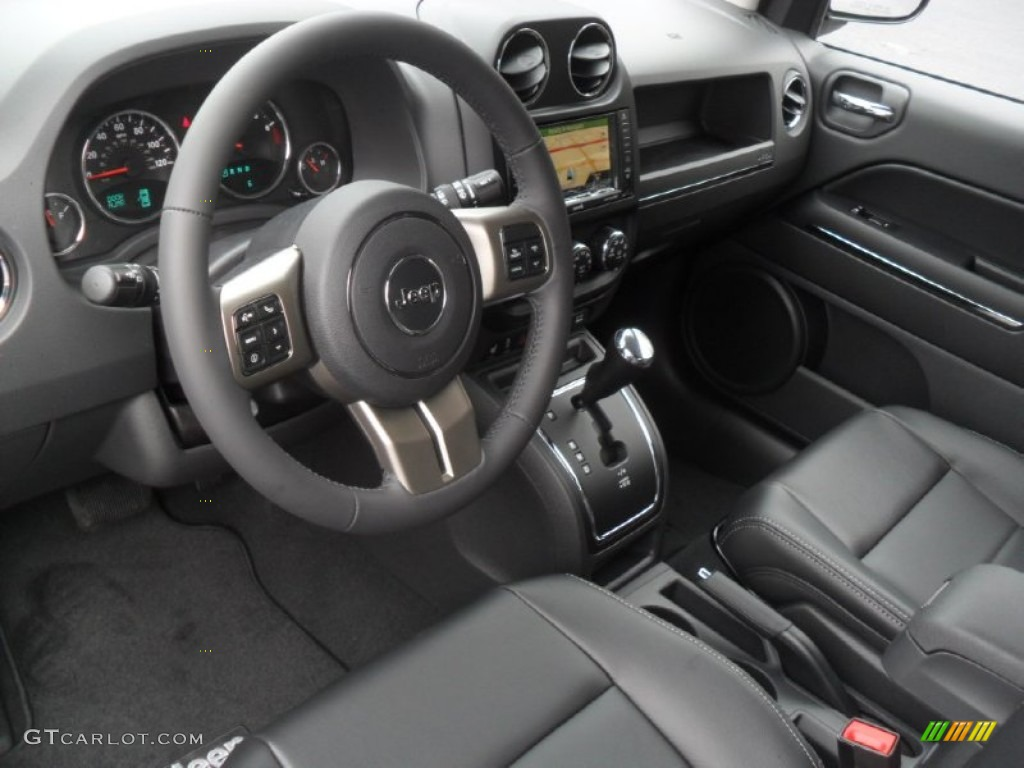2012 Jeep Compass Limited interior Photo #60662493 ...
