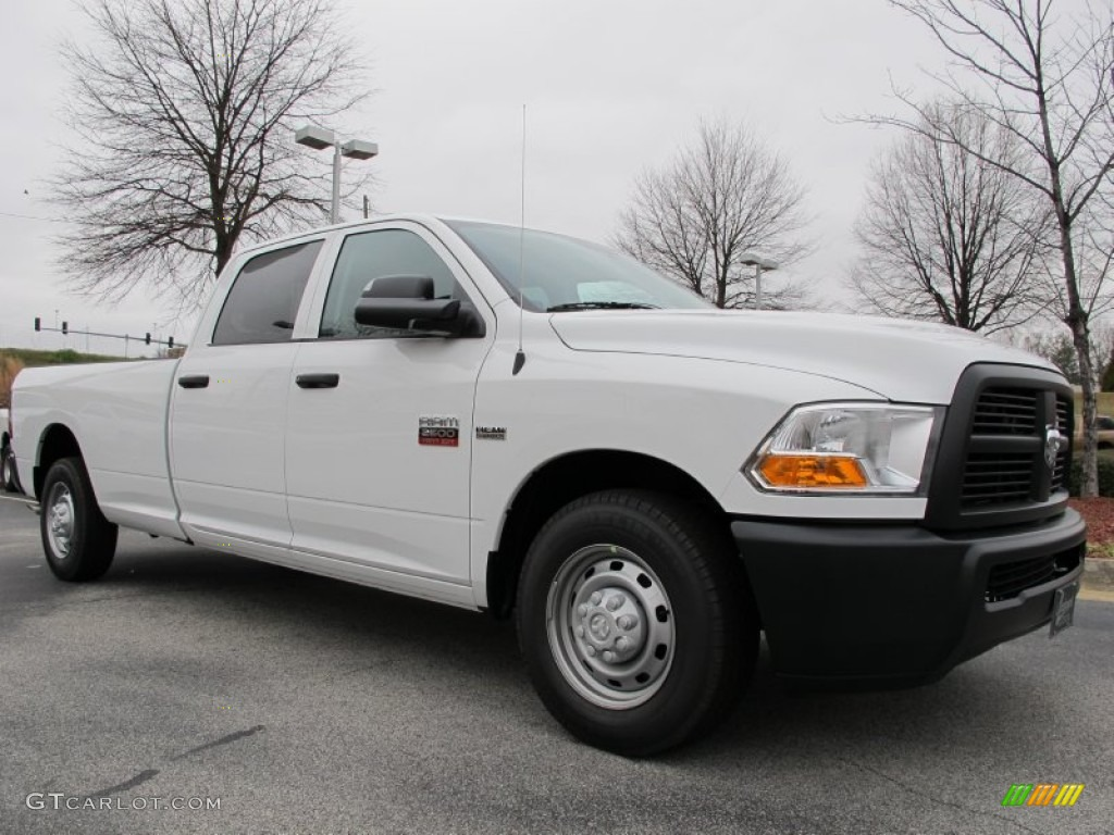 2012 dodge ram 2500 hd st crew cab exterior photos. Black Bedroom Furniture Sets. Home Design Ideas