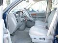 2006 Patriot Blue Pearl Dodge Ram 1500 SLT Lone Star Edition Quad Cab  photo #9