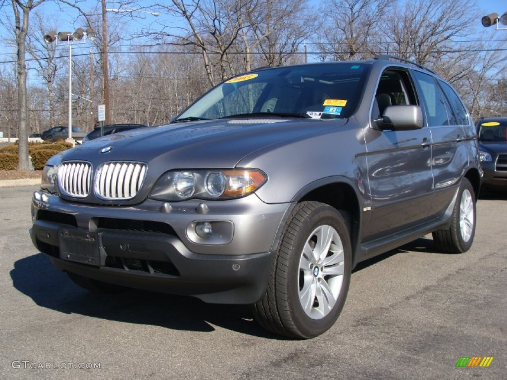 sterling grey metallic 2005 bmw x5 exterior photo 60676754. Black Bedroom Furniture Sets. Home Design Ideas