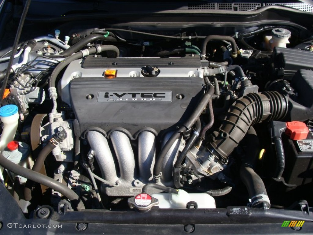 2007 Honda Accord Ex Sedan 2 4l Dohc 16v I Vtec 4 Cylinder Engine Photo 60677864 Gtcarlot Com