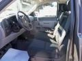 2012 Mocha Steel Metallic Chevrolet Silverado 1500 Work Truck Regular Cab 4x4  photo #15
