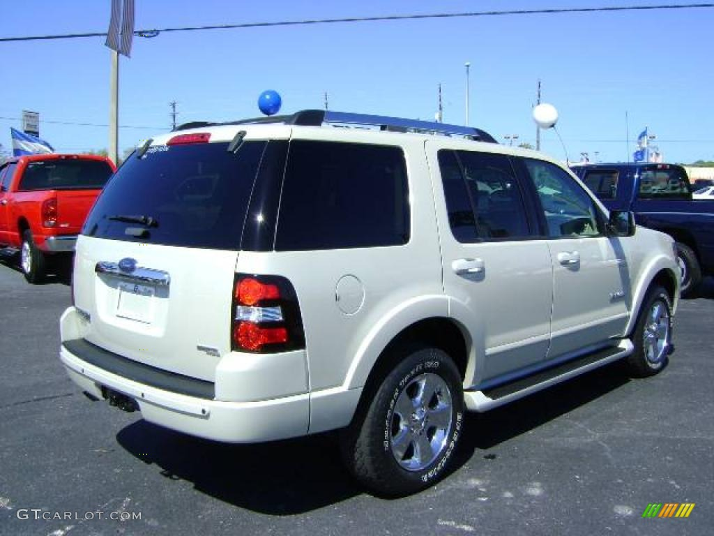 2006 Cashmere Tri Coat Ford Explorer Limited 6047480 Photo 3