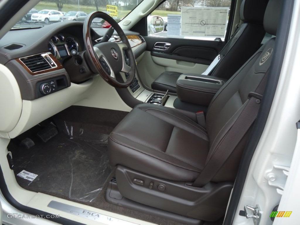 2012 cadillac escalade esv platinum awd interior photo 60683024 for Cadillac escalade interior colors