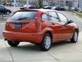 2005 Blazing Copper Metallic Ford Focus ZX5 SE Hatchback  photo #5