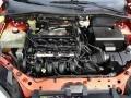 2005 Blazing Copper Metallic Ford Focus ZX5 SE Hatchback  photo #30