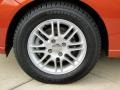 2005 Blazing Copper Metallic Ford Focus ZX5 SE Hatchback  photo #32