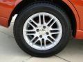 2005 Blazing Copper Metallic Ford Focus ZX5 SE Hatchback  photo #34