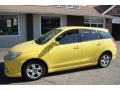 2004 Solar Yellow Toyota Matrix XR #60656908