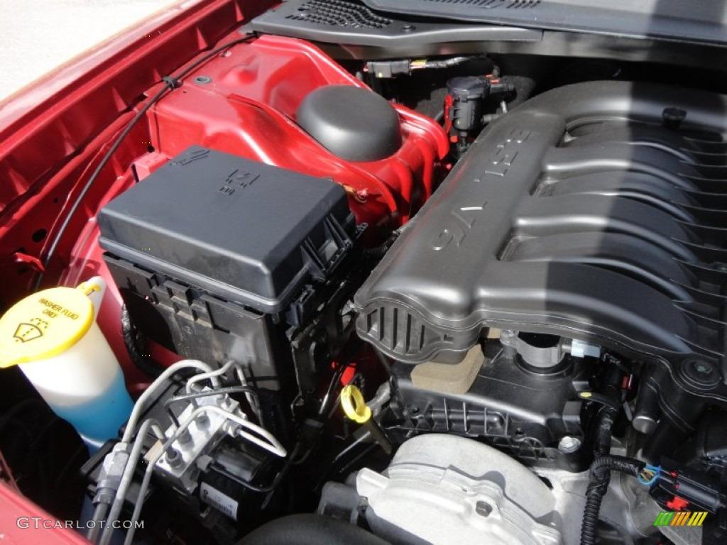 2010 dodge charger sxt 3 5 liter high output sohc 24 valve v6 engine photo 60690596. Black Bedroom Furniture Sets. Home Design Ideas