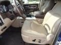 Light Pebble Beige/Bark Brown Interior Photo for 2010 Dodge Ram 3500 #60690659