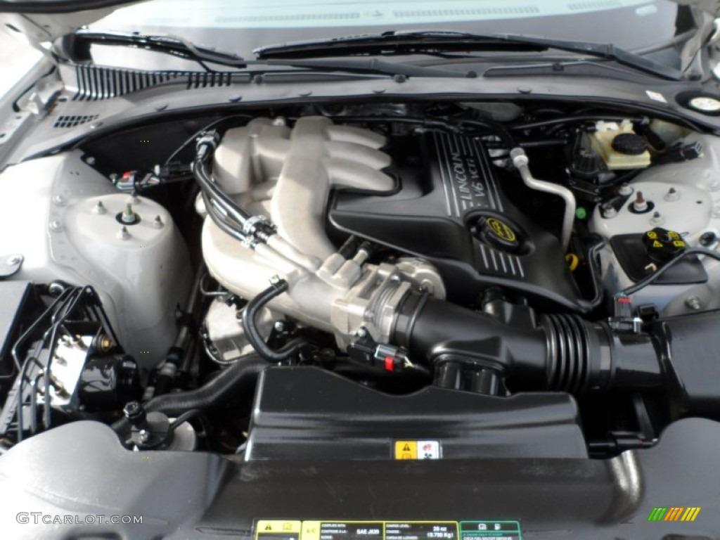 2005 Lincoln Ls V6 Luxury 3 0 Liter Dohc 24 Valve Vcti V6