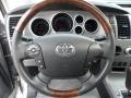Graphite Gray Steering Wheel Photo for 2010 Toyota Tundra #60694475