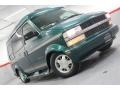 2000 Dark Forest Green Metallic Chevrolet Astro AWD Passenger Conversion Van #60696525