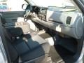 2012 Silver Ice Metallic Chevrolet Silverado 1500 Work Truck Crew Cab 4x4  photo #9
