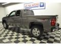 2012 Graystone Metallic Chevrolet Silverado 1500 LT Extended Cab 4x4  photo #3