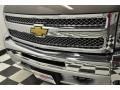 2012 Graystone Metallic Chevrolet Silverado 1500 LT Extended Cab 4x4  photo #5