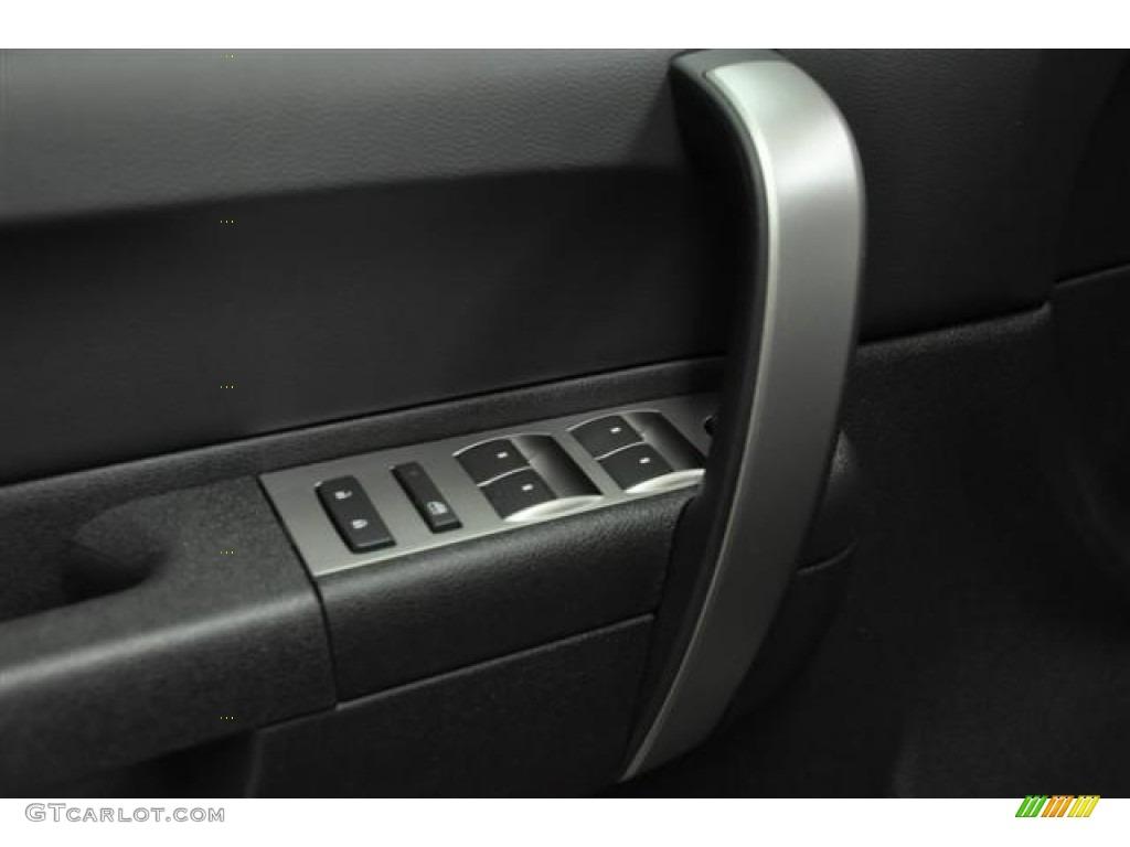 2012 Silverado 1500 LT Extended Cab 4x4 - Graystone Metallic / Ebony photo #9