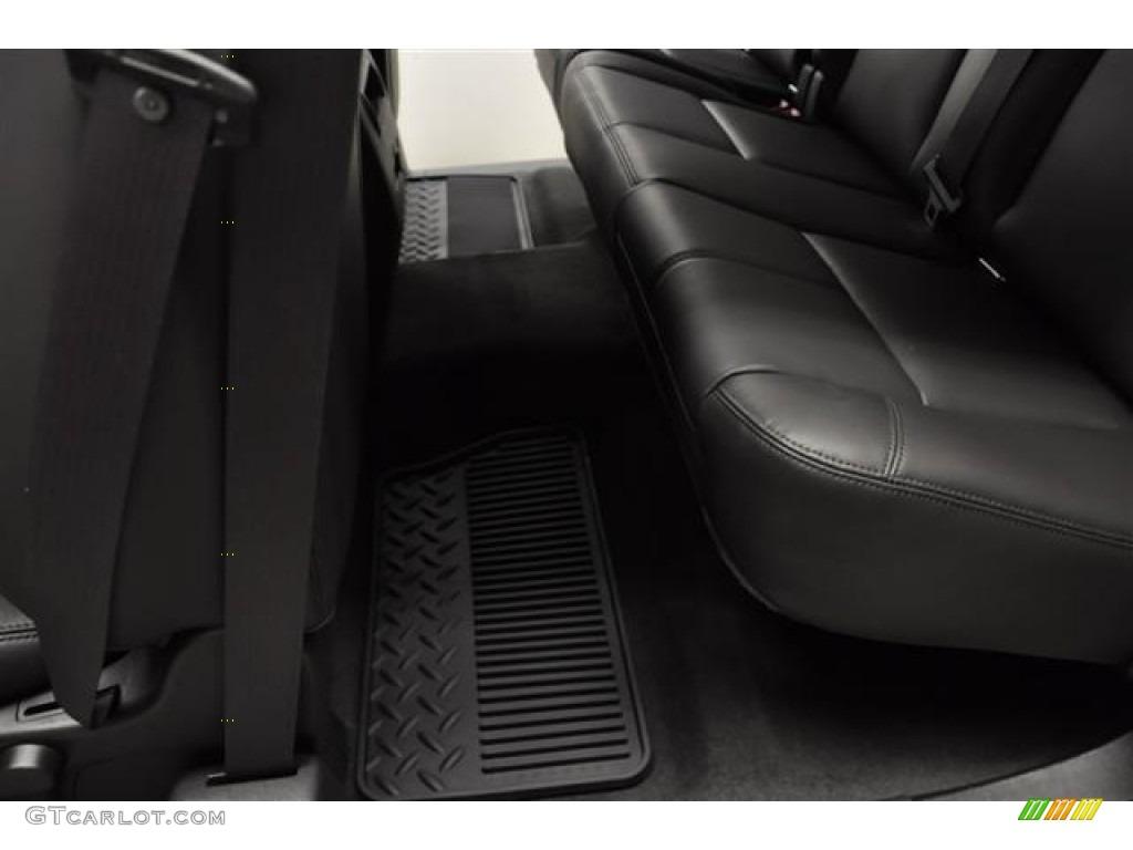 2012 Silverado 1500 LT Extended Cab 4x4 - Graystone Metallic / Ebony photo #22