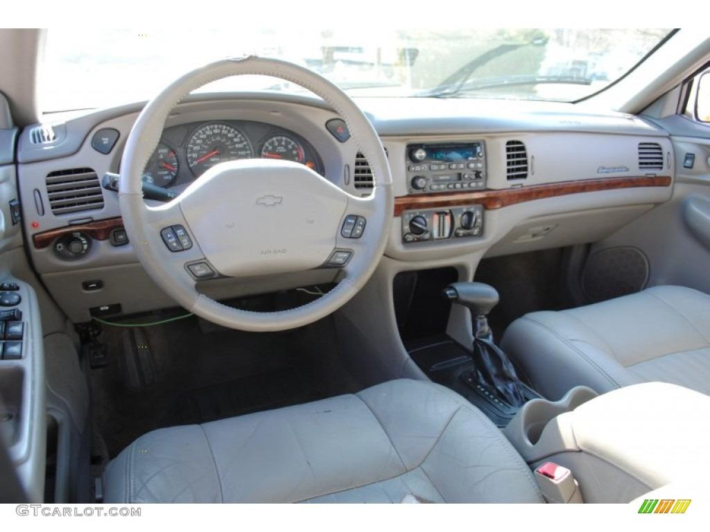 2000 Bright White Chevrolet Impala Ls 60696494 Photo 15 Car Color Galleries