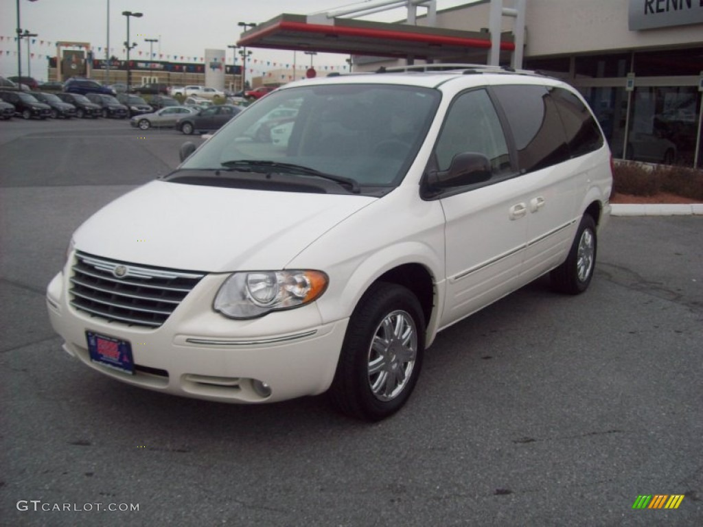 2006 stone white chrysler town country limited 60696490 for Stone s town country motors
