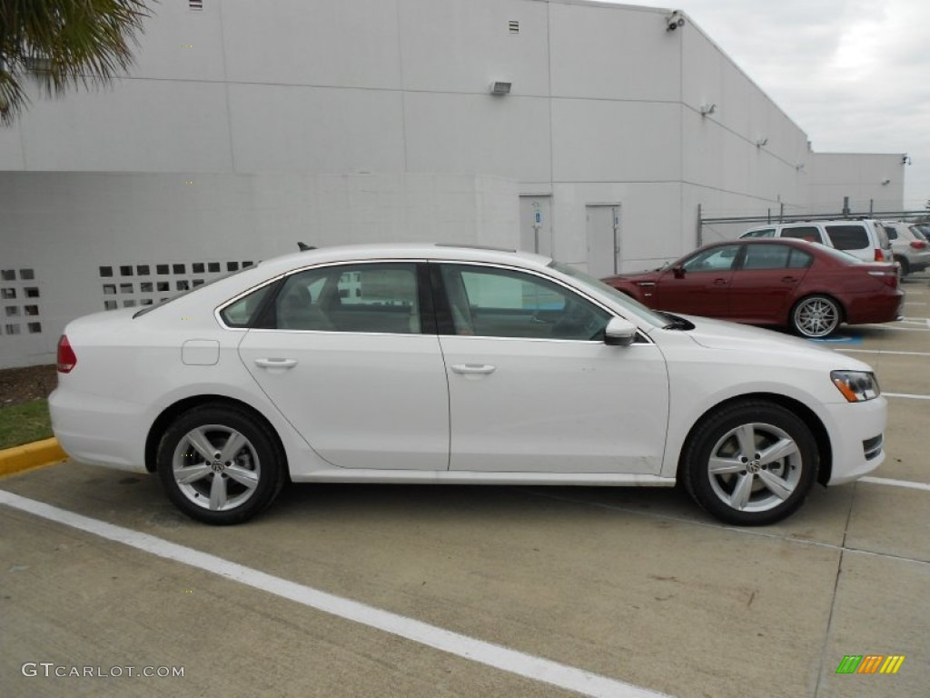 candy white 2012 volkswagen passat tdi se exterior photo 60714706. Black Bedroom Furniture Sets. Home Design Ideas