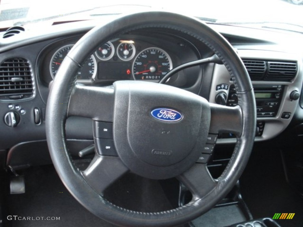 2004 ford ranger fx4 level ii supercab 4x4 steering wheel. Black Bedroom Furniture Sets. Home Design Ideas