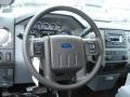 2012 Vermillion Red Ford F250 Super Duty XLT Crew Cab 4x4  photo #18