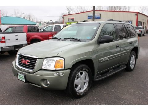 2003 gmc envoy sle 4x4 data info and specs. Black Bedroom Furniture Sets. Home Design Ideas