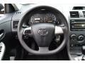 2012 Corolla S Steering Wheel