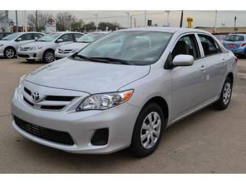 2012 Toyota Corolla Data, Info And Specs