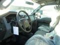 2012 Ingot Silver Metallic Ford F250 Super Duty XL SuperCab 4x4  photo #14