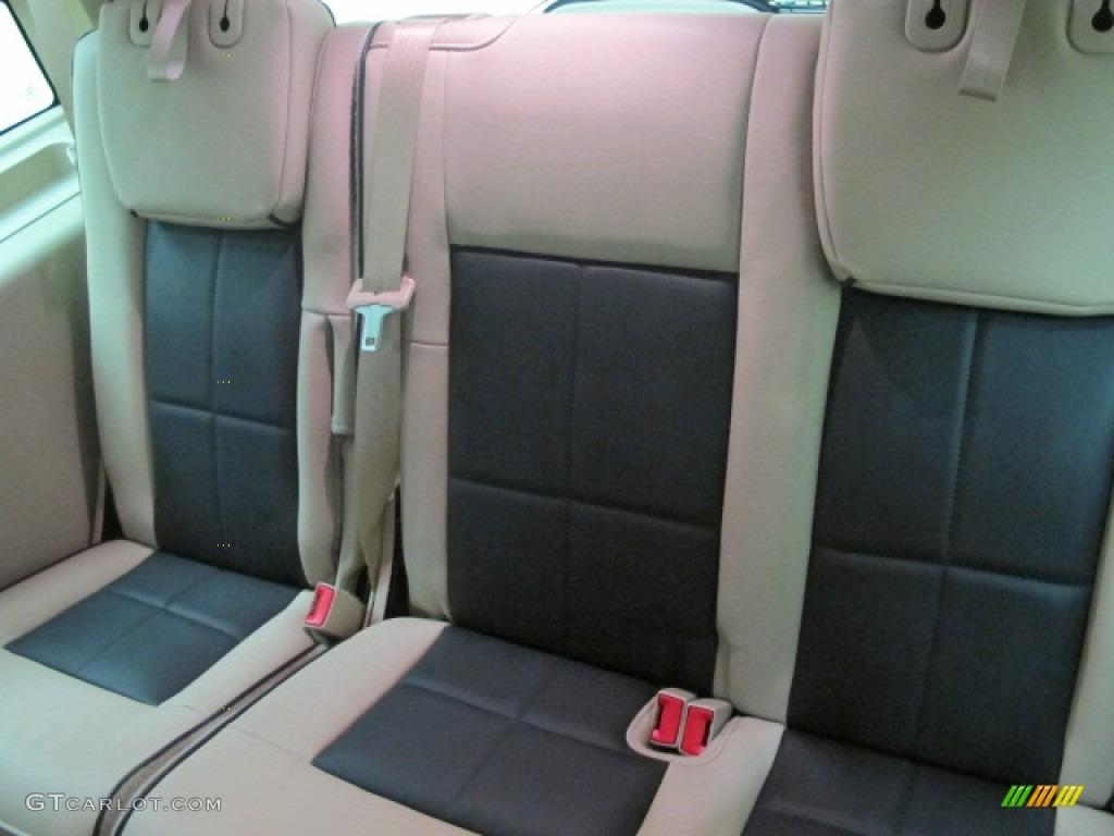 2008 Lincoln Navigator Limited Edition 4x4 Interior Photos