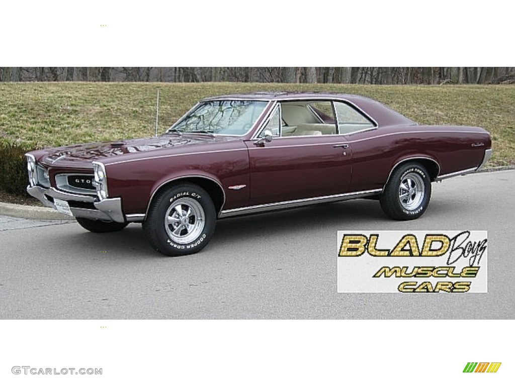 1966 Gto Free Coloring Pages
