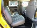 2003 Yellow Hummer H2 SUV  photo #9